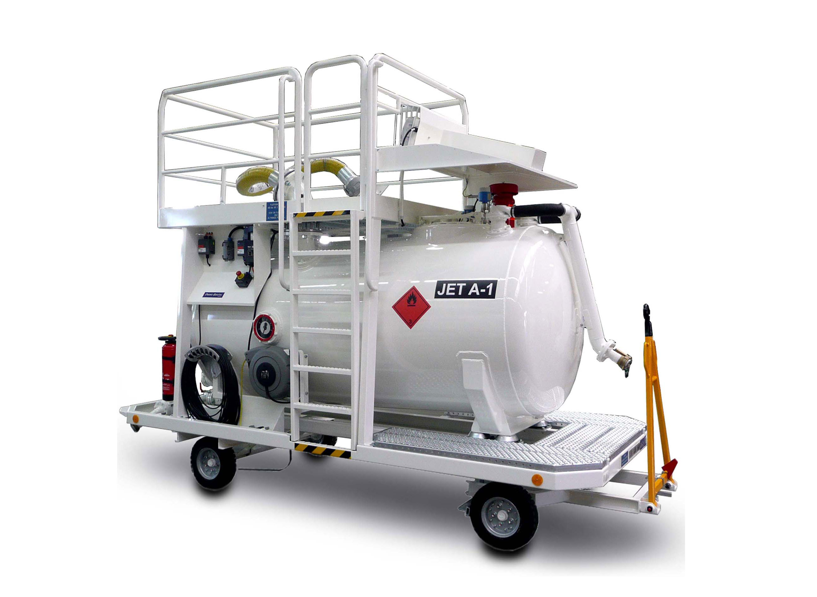 Service Carts and Devices for Kerosene, Oil, Skydrol and Water. Hydraulic Service Cart, tank emptying, fuel tank ventilation, water disinfection  <a href='pg5_gse-service.html'>...directly to the product page</a>
