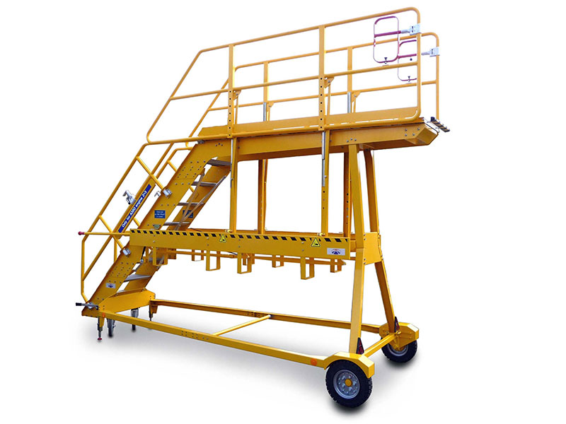Picture: Maintenance stairs WTR-10 to WTR-14