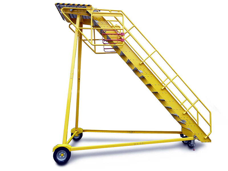 Picture: Maintenance stair WTR-5 to WTR-22