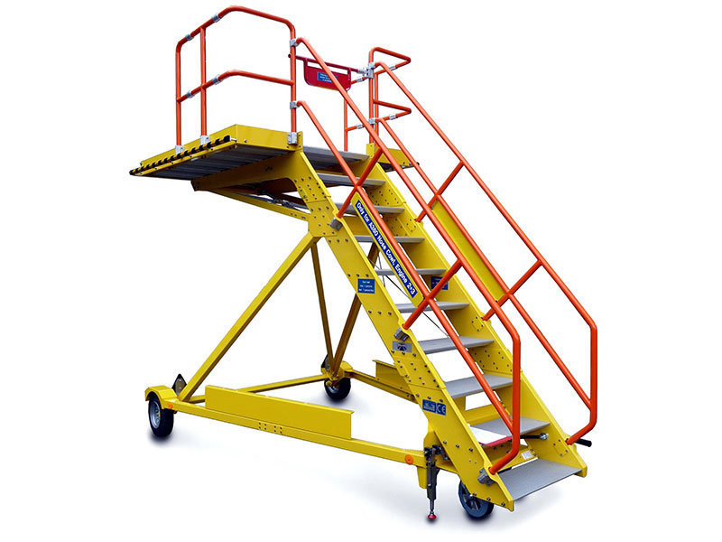 Picture: Maintenance stairs WTR-10NC to WTR-14NC