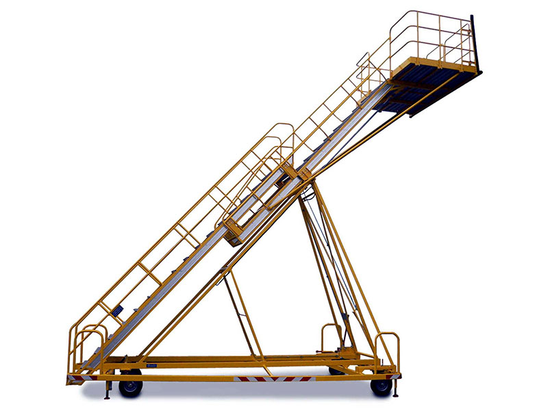 Picture: Extendible maintenance stairs WTR-x/x